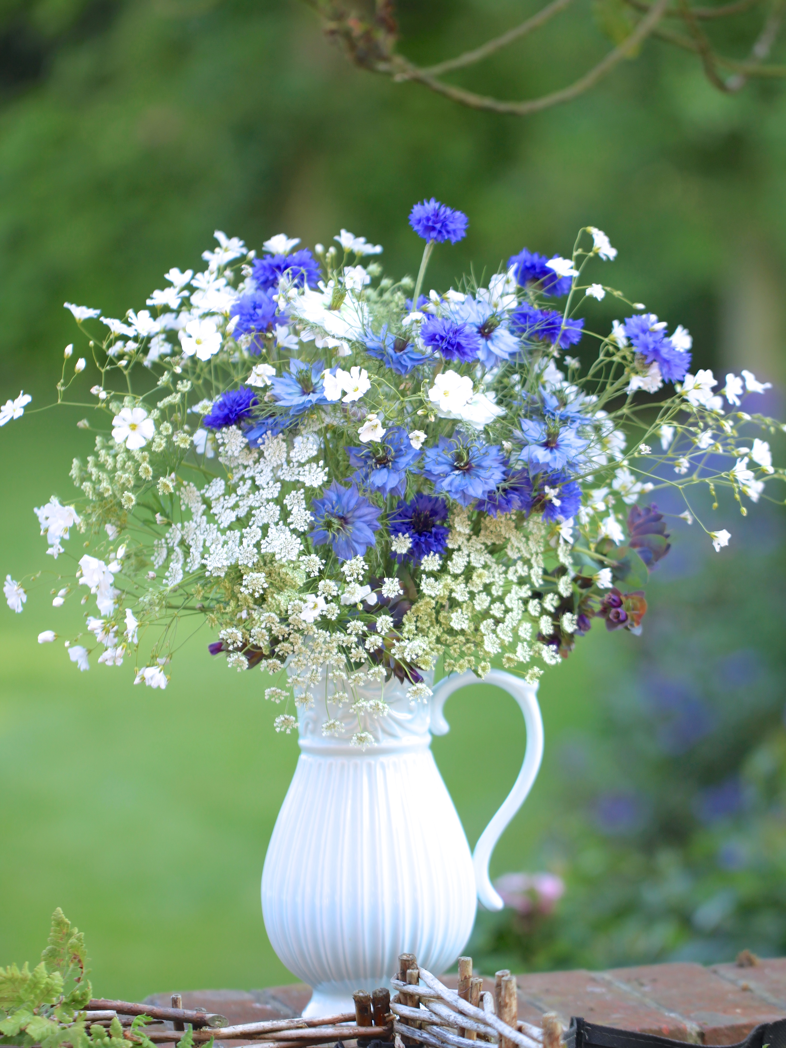 In a vase on tuesday british flowers weekindulging floral passions british flowers week hardy annuals reviewsmspy